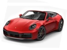 Porsche 911 Typ 992 Convertible