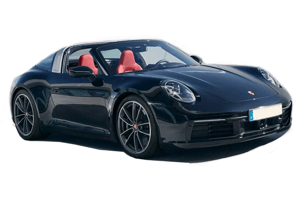 Porsche 911 Typ 992 Targa