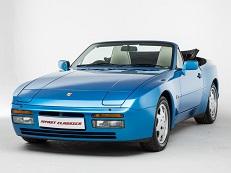 opony do Porsche 944 Typ 951/952 [1984 .. 1991] [EUDM] Convertible