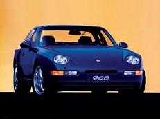 Porsche 968 I Coupe
