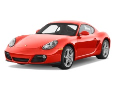 Porsche Cayman wheels and tires specs icon