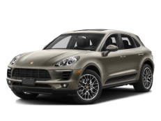 Porsche Macan wheels and tires specs icon