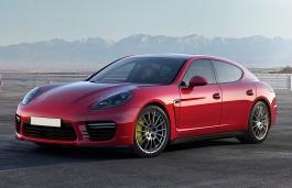 Porsche Panamera I Restyling Fastback