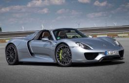 Porsche 918 I Coupe