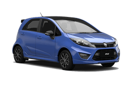 Proton Iriz Hatchback