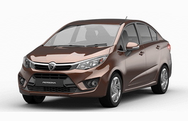 opony do Proton Persona BH [2016 .. 2020] [SAM] Saloon