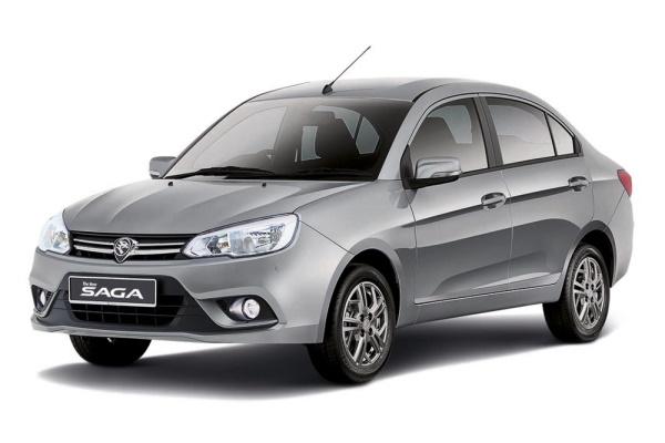 Proton Saga wheels and tires specs icon