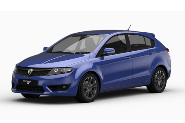 Proton Suprima S wheels and tires specs icon