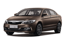 Qoros 3 wheels and tires specs icon