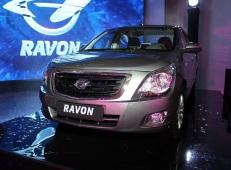 Ravon R4 GM Gamma Седан