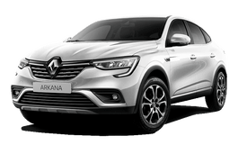 Renault Arkana wheels and tires specs icon