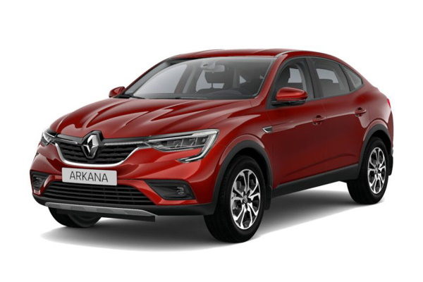 Renault Arkana I SUV