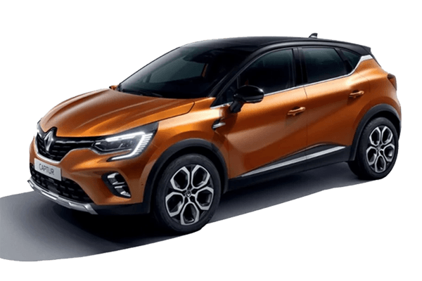 Renault Captur wheels and tires specs icon