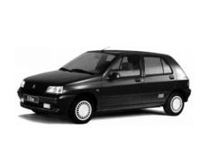Renault Clio Räder- und Reifenspezifikationensymbol