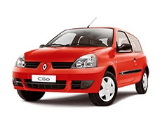 Renault Clio wheels and tires specs icon