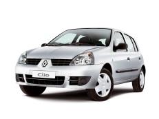Renault Clio II (BB/CB) Hatchback
