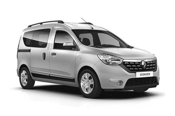 Renault Dokker Räder- und Reifenspezifikationensymbol