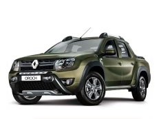 Renault Duster Oroch wheels and tires specs icon