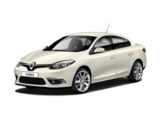 Renault Fluence L3 Facelift Saloon