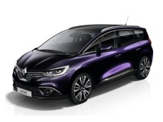 Renault Grand Scenic wheels and tires specs icon