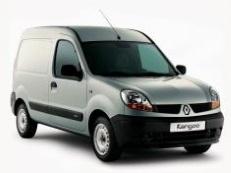 Renault Kangoo I (KC) Box