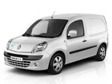 Renault Kangoo II (KW) Box