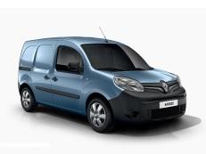 Renault Kangoo II (KW) facelift Box