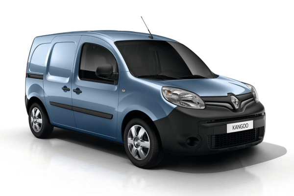 Renault Kangoo II (FC/FW) facelift Van