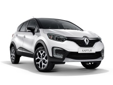 Renault Kaptur B0 Closed Off-Road Vehicle