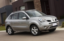Renault Koleos I Closed Off-Road Vehicle