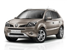 Renault Koleos I (HY) SUV