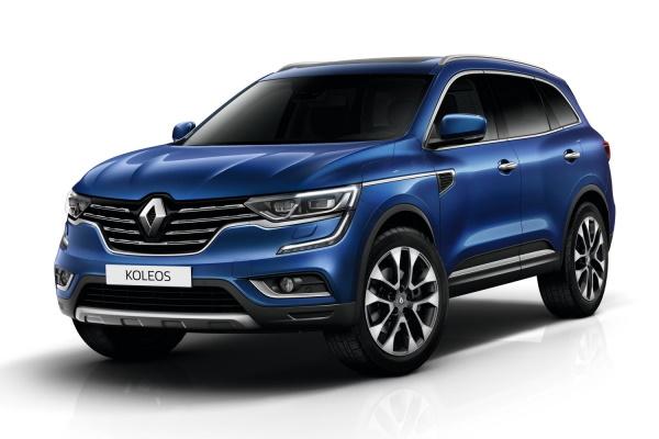 icono de especificaciones de Renault Koleos  ruedas y neumáticos