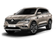Renault Koleos wheels and tires specs icon