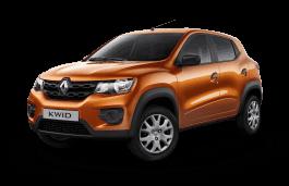 Renault Kwid CMF-A Hatchback