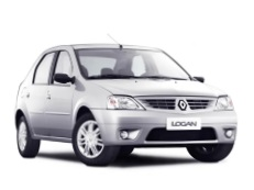 Renault Logan wheels and tires specs icon
