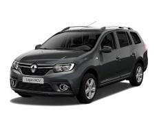 Renault Logan II (L8) facelift MCV