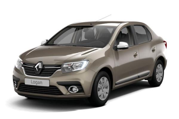 icono de especificaciones de Renault Logan  ruedas y neumáticos