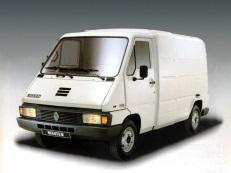 roues et icone de spécifications de pneus pour Renault Master