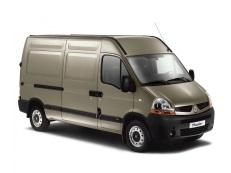 Renault Master Räder- und Reifenspezifikationensymbol