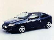 Renault Megane I (A0) Coupe