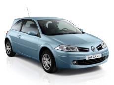 Renault Megane II (M0) Hatchback