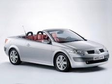 Renault Megane II (M0) CC