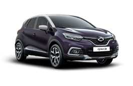 Renault Samsung QM3 wheels and tires specs icon