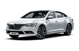 Renault Samsung SM6 wheels and tires specs icon