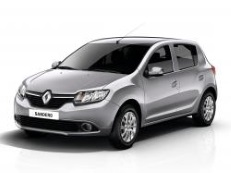 Renault Sandero wheels and tires specs icon