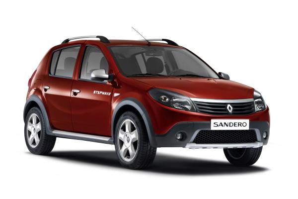 icono de especificaciones de Renault Sandero Stepway  ruedas y neumáticos