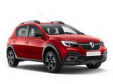 Renault Sandero Stepway wheels and tires specs icon