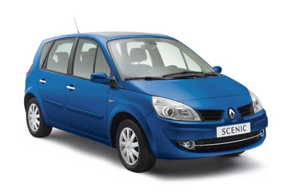 Renault Scenic II (JM) MPV