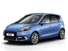 Icona per specifiche di ruote e pneumatici per Renault Scenic