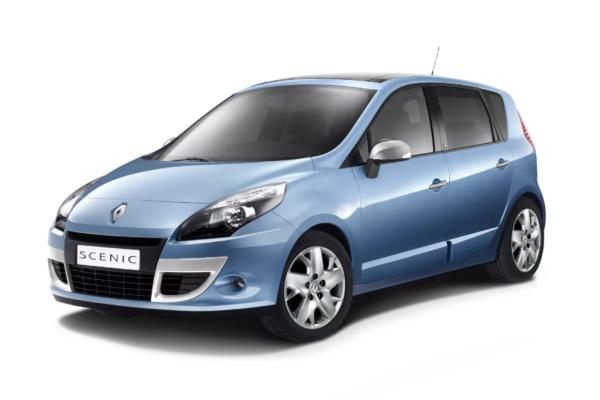 Renault Scenic III (JZ) MPV
